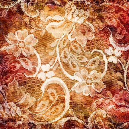 vintage lacy patterns