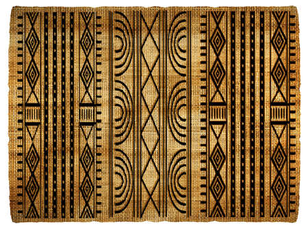vintage african background  photo