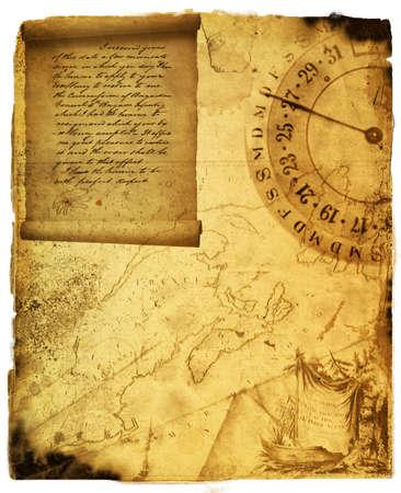 Abenteuer Geschichten Hintergrund
