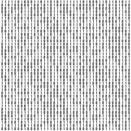 encoded: Abstract Matrix Background.