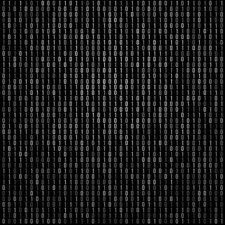 encoded: Abstract Dark Technology Background.