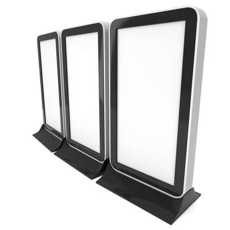 lcd: LCD Screen Floor Stand Group.