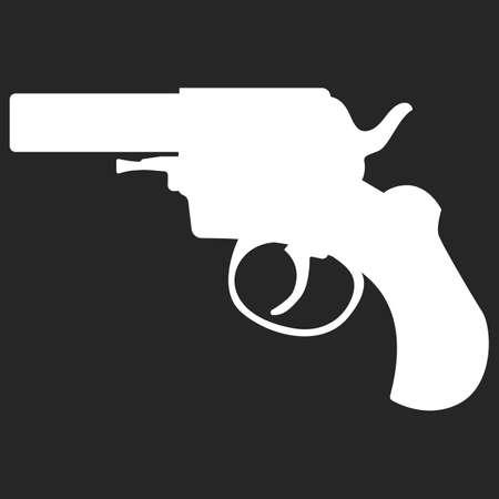 gat: Pistol handgun security and military weapon