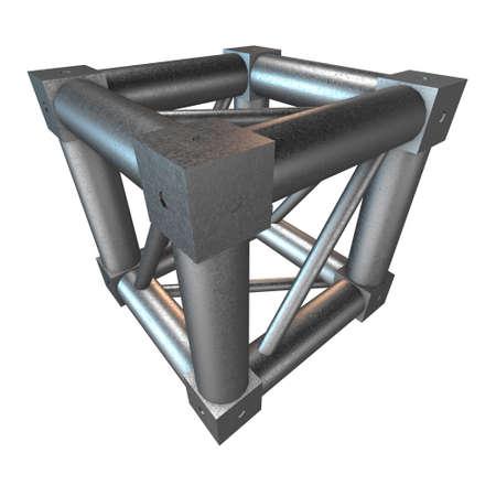 girders: Steel truss girder element
