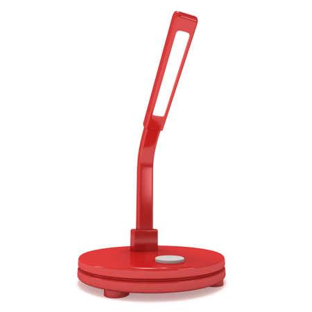 Led Sensor Desk Lamp 3d Stock Photo