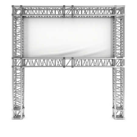 famous industries: Steel truss girder element