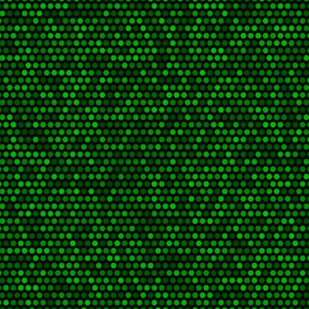 Hexagons honeycomb abstract science design