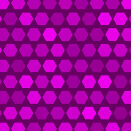 Hexagons honeycomb abstract design