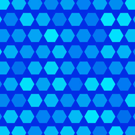 Hexagons honeycomb background abstract science design vector illustration