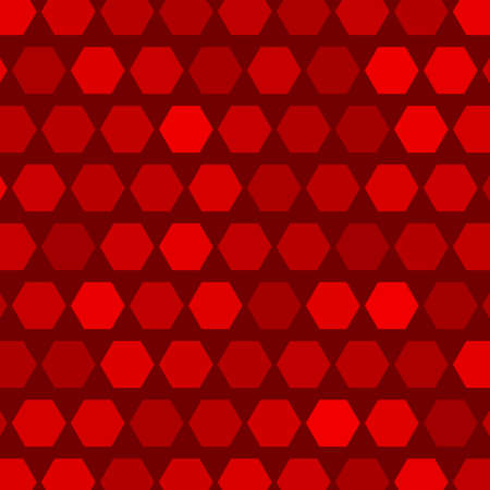 Hexagons honeycomb background abstract science design vector illustration. Illustration