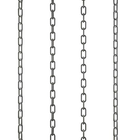 Metal Chain links 3d