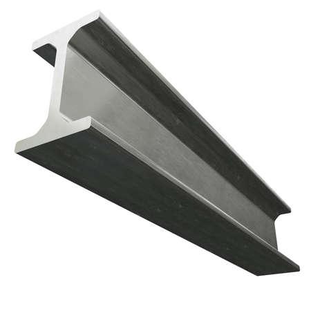 Steel metallurgy beam