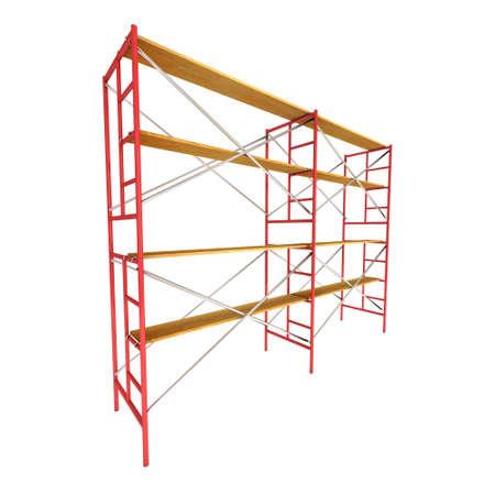 비계 금속 구조물