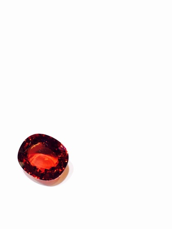 ruby gemstone: Ruby, gemstone