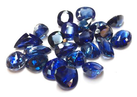 Blauwe Saffier Stone