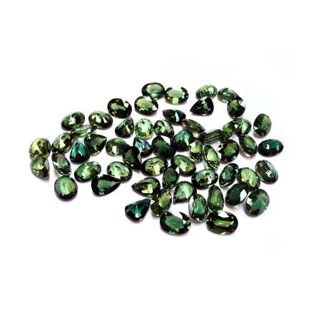 sapphire: Green Sapphire