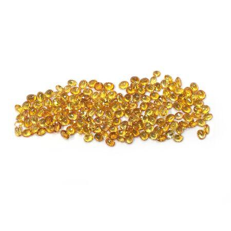 luxuries: Yellow Sapphire