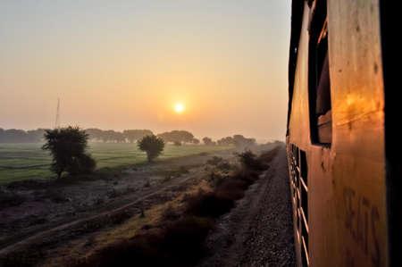 pakistan: Quetta - Karachi train, Pakistan