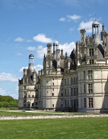 kingly: Royal french castle Chambord