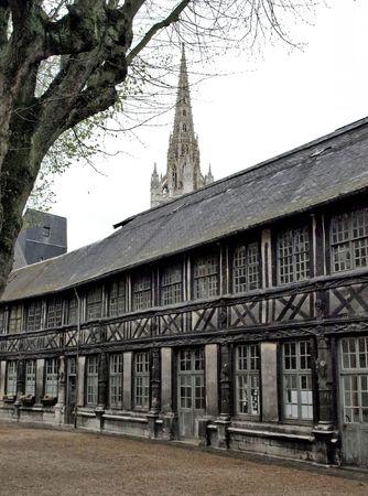 plaga: Rouen cementerio antiguo de la ciudad de la peste veces