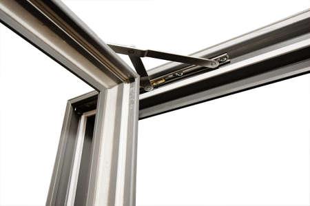 fibra de vidrio: Ventana de ingl�s de fibra de vidrio con apertura externa