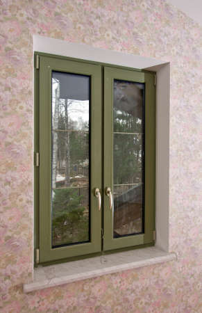 fiberglass: Fiberglass windows with decorative elements