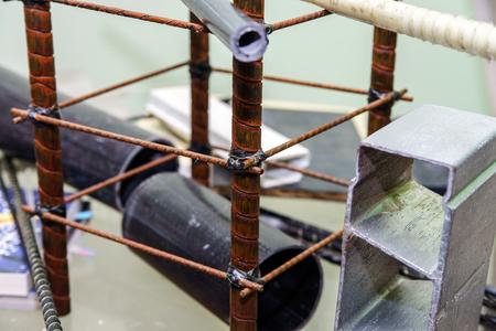 karkas: Glasvezel product voor karkas constructies. Nieuwe materialen.