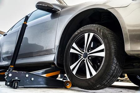 , 균형과 피팅, 겨울에 타이어 교체 서비스 변경
