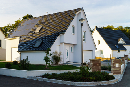 Classic family house  in small french village, Saint-Pierre