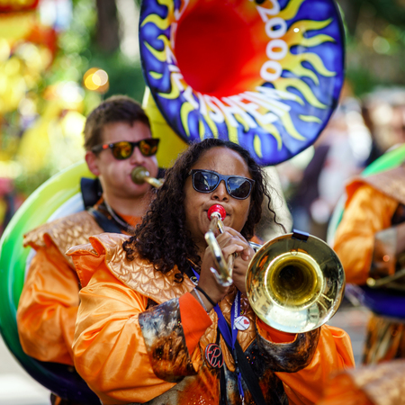 Editorial, 02nd October 2016: Barr, France: Carnival and parade throught the streets. Fancy-dress harvest holiday and festival. Editorial