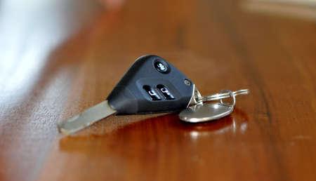 front desk: Car Keys