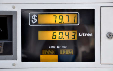Price of Fuel photo