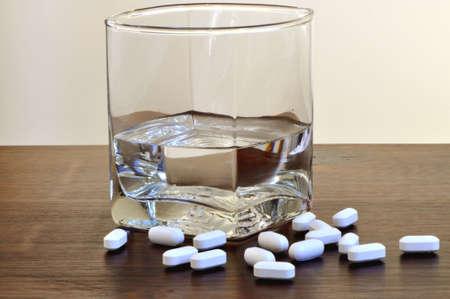 Pain pills Stock Photo - 5769133