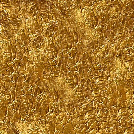 gold foil texture beautiful party background close up view Stock Photo - 5601635