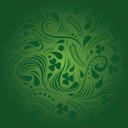 patrik background: St Patricks day background in green colors