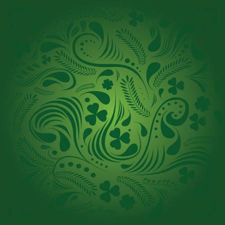 patrik: St Patricks day background in green colors