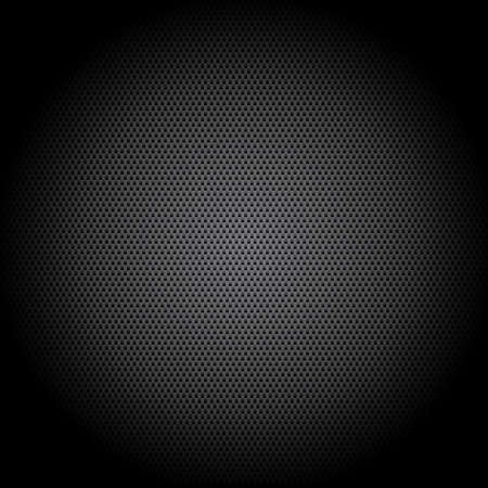 dark fiber: Carbon fiber background in dark color  With place for text Stock Photo