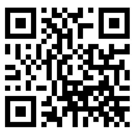 QR Code Scan Isolated on White Background. Illustration
