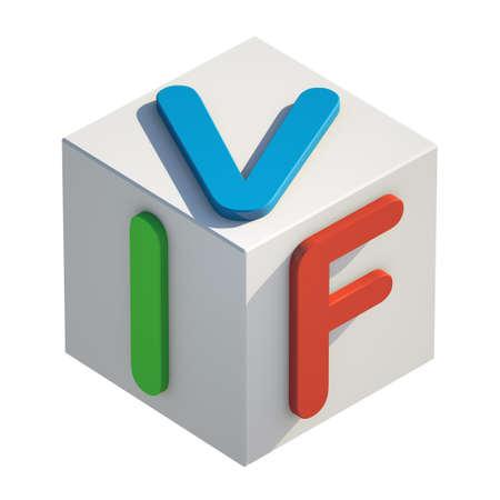 in vitro: IVF