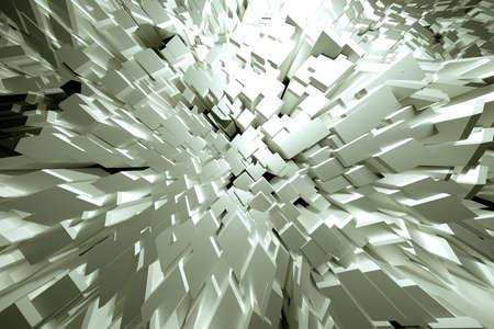 Cubic Columns