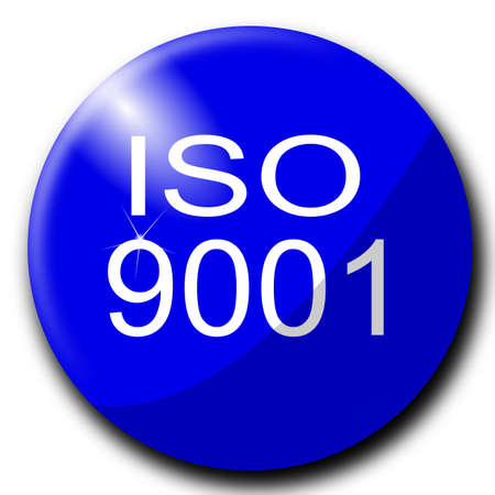 quality assurance:   iso 9001 sign international standards
