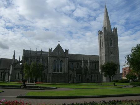 patrick: St Patrick Cathedral,Dublin