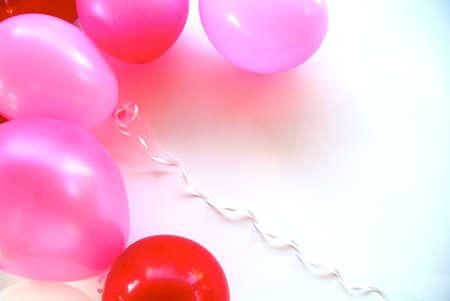 Tonos de rosa BALLONS