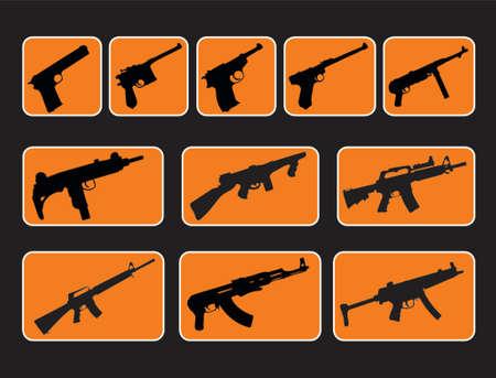 illustrated guns