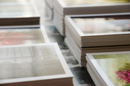 printed: Stack of photos