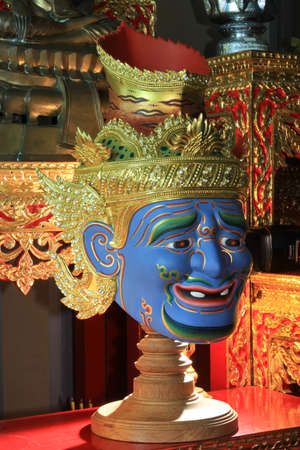 khon: Thai traditional mask, Khon