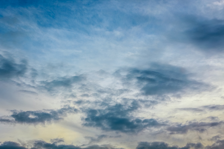 sky with cloudy as a background wallpaper, pastel sky wallpaper