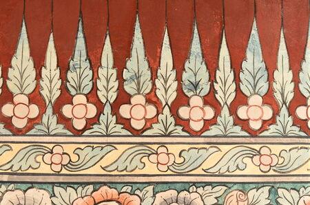 antiek behang: antiek behang