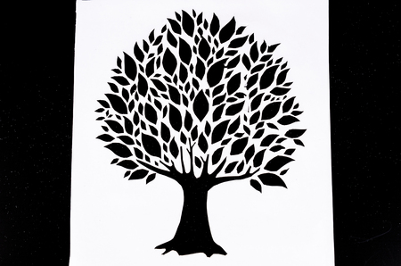 scribe: Perforate paper card design