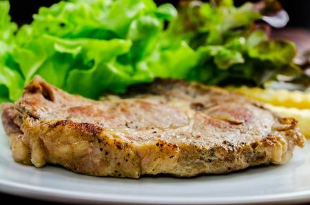ribeye: ribeye steak